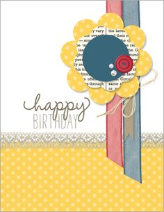 Stamping with Erica: MDS Blog Hop: Ribbon