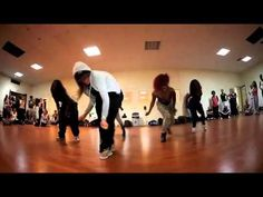 """Amazing choreography to one of my favorite Mavado songs - """"Never Believe You."""" Choreography by Laure Courtellemont for her Ragga Jam class."""