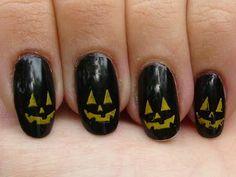 Nails in my Coffin: Jack O' Lantern