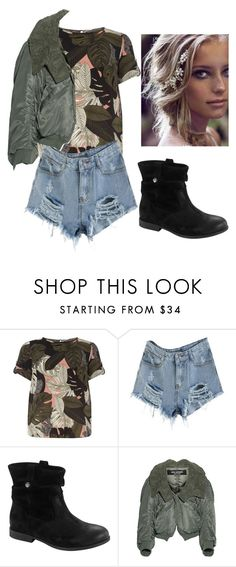 """""""Let's go do stuff #13"""" by amory-eyre ❤ liked on Polyvore featuring Dorothy Perkins, Birkenstock and Junya Watanabe"""