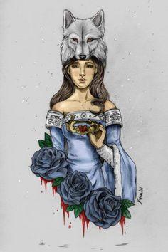 Lyanna Stark  //  sembla que algú ha fet un especial lyanna Stark!