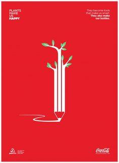Coca-Cola: Plants make us happy (Ogilvy & Mather Nueva York)