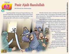 Baca Online Buku 101 Kisah Mukjizat Rasulullah dan Para Nabi utusan Allah yang menakjubkan dan penuh hikmah teladan full gambar untuk anak dan pelajar.