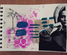 Botanics.  #ladytacones #caminaescribedibuja#walkwritedraw #sketchbook #artjournal#moleskineart #nosinmicuaderno #paperart#womanstyle #mixedmedia #collage#handmadecollage #analogcollage#papercollage #quedanilusiones #inspiring #womenwhodraw #collagecollectiveco #art#fashionillustration #journal #design #deco#visualart #bcn #artbarcelona#instaartist#charme #ceciliagañándemolina #芸術ジャーナル