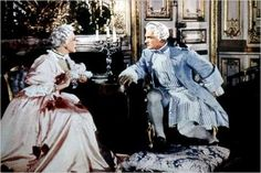 """Costumes of the French movie """"Si Versailles m'était conté""""  (Sacha Guitry, 1954)"""