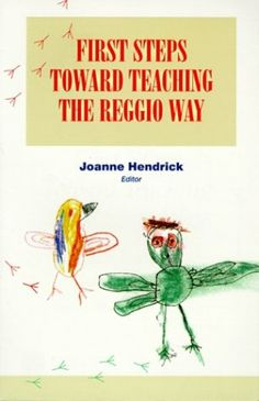 By Joanne Hendrick, one of the first books on the Reggio Emilia Approach for American early educators Reggio Emilia Classroom, Reggio Inspired Classrooms, Early Education, Early Childhood Education, Reggio Emilia Approach, Emergent Curriculum, Real Teacher, Teaching Philosophy, Play Based Learning