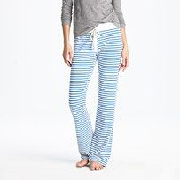 J Crew makes great sleewear! Get a light color so the linen fibers don't show..makes them feel and look cleaner!