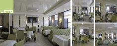 "Ресторан ""Богемия"" г. Тверь: интерьер, современный, модернизм, open space, ресторан, кафе, бар, 50 - 80 м2 #interiordesign #modern #openspace #restaurant #cafeandbar #50_80m2 arXip.com"