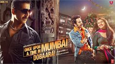 Once Upon A Time in Mumbaai Dobara Songs Lyrics & Videos: OUATIM-Dobara is a Bollywood crime gangster film directed by Milan Luthria and produced by Ekta All Movies, Latest Movies, Movies Online, Movie Songs, New Hindi Movie, Hindi Movies, Once Upon A Time, Time In Mumbai, Gangster Films