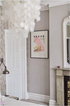 Best Farrow & Ball Paint Colors: Not-Boring Neutrals | Apartment Therapy Neutral Paint Colors, Best Paint Colors, Bedroom Paint Colors, Wall Colors, Grey Paint, Living Room Paint Colours, Bedroom Colour Schemes Neutral, Crown Paint Colours, Hallway Colour Schemes