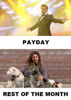 LOL! #Humor #Payday