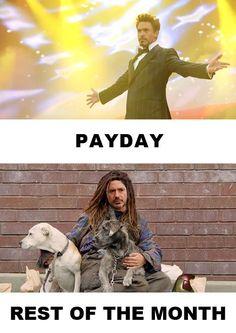 LOL! #Humor #Payday