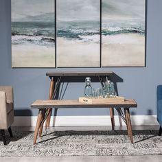 Esta mesa de #abeto baja a 229,99€ ¡te la enviamos a casa! entra en hogaresconestilo.com para verla #home #hogar #estilo #deco #decoración