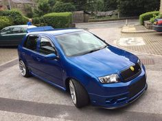 Fabia RS on XXR wheels Skoda Fabia, Bmw E30, Cars And Motorcycles, Clever, Wheels, Concept, Vehicles, Hot, Sports