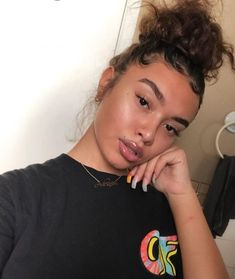 Natural Makeup – 3 Reasons Why it Should Use It – Makeup Design Ideas Natural Face, Natural Looks, Natural Makeup, Natural Glow, Skin Makeup, Beauty Makeup, Hair Beauty, Black Girls Hairstyles, Cute Hairstyles