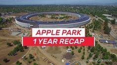 La evolución del Apple Park desde junio 2017 hasta hoy - https://www.actualidadiphone.com/la-evolucion-del-apple-park-desde-junio-2017-hoy/