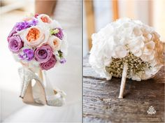 Lilac and hydrangeas bouquet | Nina Hintringer Photography - Wedding Inspirations: What Makes a Bridal Bouquet Beautiful? - www.ninahintringer.com