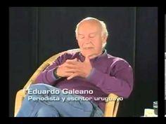Entrevista a Eduardo Galeano ; 'Las únicas palabras que merecen existir  son las palabras mejores que el silencio'  https://youtu.be/FaJnqi6JU7g