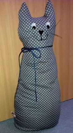Türstopper Cat Pattern, Deco, Loom, Sewing Crafts, Bodycon Dress, Cats, Tango, Dresses, Play