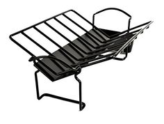 Charcoal Companion CC3093 NonStick Roasting Rack with Juice Reservoir *** You can get more details by clicking on the image.Note:It is affiliate link to Amazon.