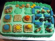 Board Game Cakes