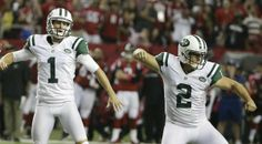 b0a2a2fbabd Jets punter sells Michael Vick his No. 1 jersey for  10