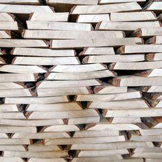 Työvaihe: Puutavara kuivumassa | Craft: Timber drying Tuotantolinja: Sohvat & Pöydät | Production line: Sofas & Dining  #pohjanmaan #pohjanmaankaluste #käsintehty