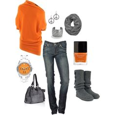 I have the Cardigan Uggs, now I just need to reach my goal weight and get an outfit like this