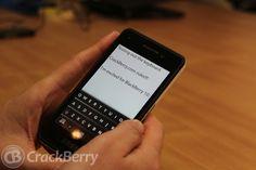 BlackBerry 10 - best virtual keyboards.