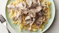 This cheesy Tex-Mex chicken pasta dinner is high on flavor and low on effort. Just stir it all together in the Instant Pot®, and you'll have dinner in no time. Beef Stroganoff, Stroganoff Recipe, Mushroom Stroganoff, Instant Pot, Beef Recipes, Cooking Recipes, Cooking Ideas, Cake Recipes, Dinner With Ground Beef