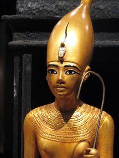 Tesoro de Tutankhamon.