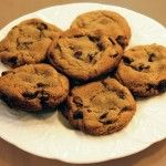 Great mom website! Whole Wheat Choc Chip Cookies