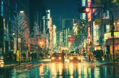 masashi wakui explores the labyrinth of tokyo& luminous landscape by night, documenting the urban sprawl in a series of moody cinematic scenes. Landscape Photography Tips, Scenic Photography, Urban Photography, Aerial Photography, Night Photography, Landscape Photos, Photography Tutorials, Life Photography, Street Photography