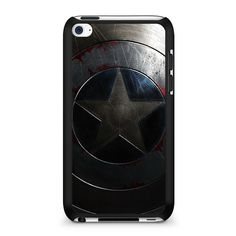 Captain America The Winter Soldier iPod Touch 4 Case