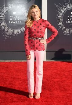 Chloe Grace Moretz, MTV VMAs 2014