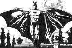 Paul Gulacy - Batman