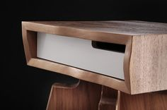 the Borgs end table by jorybrighamdesign on Etsy
