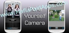 Clone Yourself Camera Pro v1.4.0 Apk   Have you ever been bored that there is only one of you? Clone Yourself Camera - Split Pic makes it easy and fun to multiply yourself in photographs share with friends and have a laugh. Simply the app will take images of you in different positions and combine them into one crazy photograph. Clone Yourself Camera - Split Pic makes hours of editing work into minutes of fun - it has never been this easy to clone yourself! You can also create professional…