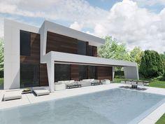 A-cero Spain (casa prefabricada) approx. 250k € for 230 qm
