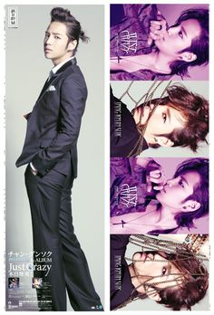 My gosh! This guy is indescribably hot!! So hot..<3 Jang Geun Suk oppa, stop killing fangirls with your extremely good looks!