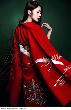Not One Step Back   Japanese kimono