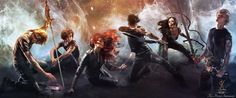 The new The Mortal Instruments covers
