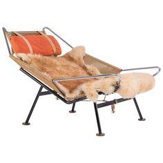 Flagline Halyard Chair by Hans Wegner for GETAMA | www.1stdibs.com