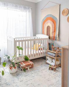 Boori Australia (@booriaustralia) • Instagram photos and videos Rainbow Nursery, Nursery Rugs, Soothing Colors, Nursery Inspiration, Modern Rugs, Abstract Pattern, Rattan, Blue Grey, Modern Design