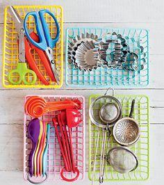 20 dicas espertas para organizar a cozinha