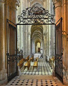 Cathédrale de Noyon - Oise