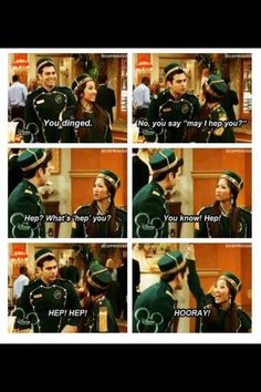 The suit life of Zack and Cody. Funny show!