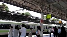【東京360】上野駅月台 (2015/06)