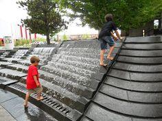 Water Fun at Belmar