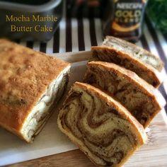 My Mind Patch: Mocha Marble Butter Cake 摩卡大理石奶油蛋糕